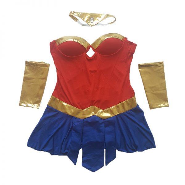 Sexy Wonder Woman Costumes