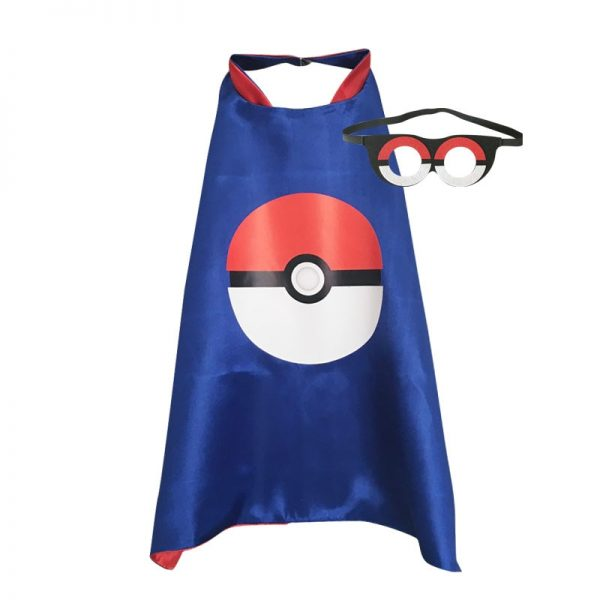 Pokemon Costume Kids Cosplay Party For Boys&Girls
