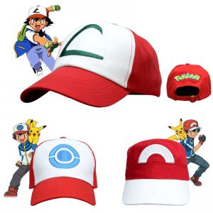Pokemon Tranier Baseball Cap
