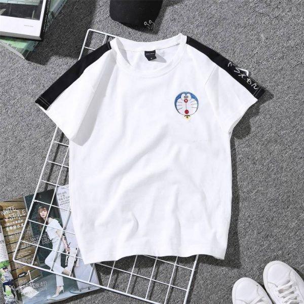 Doremon T Shirts For Women