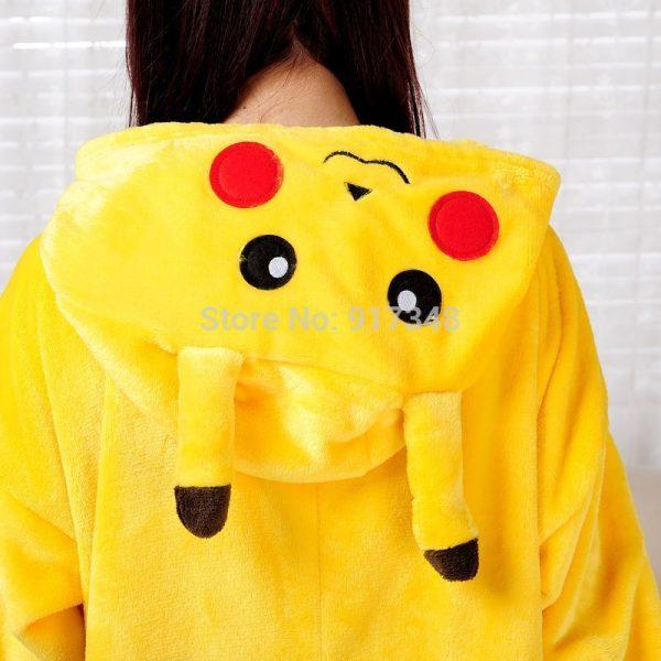 Pika Raichu Costume Anime Cosplay
