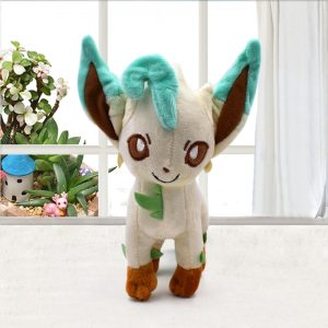 Eevee Leafeon Plush Stuffed Toys