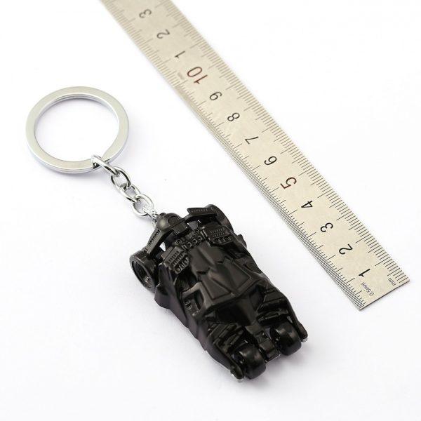 Batmobile Key Chain