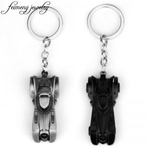 Batman And Superman Key Chain