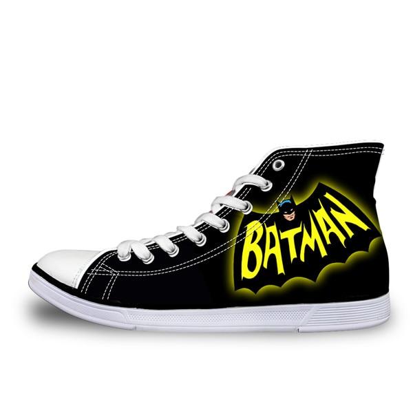 Batman Customized Men Shoes