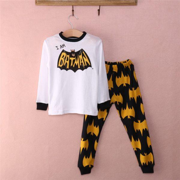 Batman Nightwear Pajamas Sets