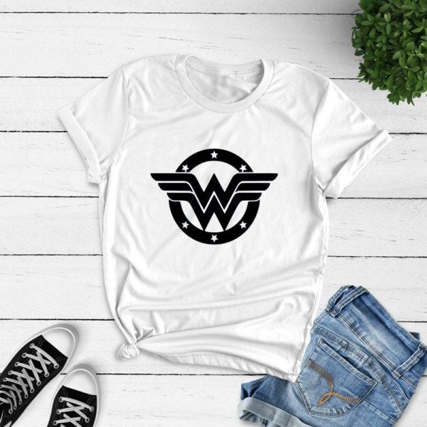 Anime Wonder Woman T Shirt