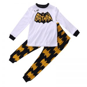 Batman Nightwear Pajamas Sets