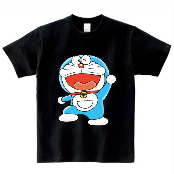 Doraemon T shirt Tops Tees girl/boy