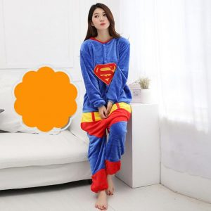 Batman Superman Costume For Women