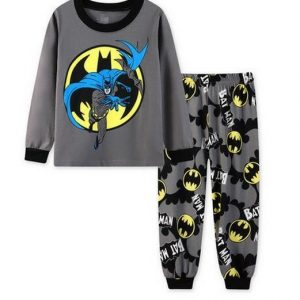 Batman Pajamas Sleep Wear