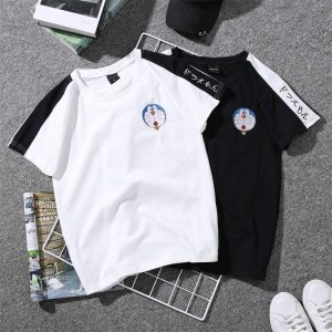 Doremon T Shirts For Women