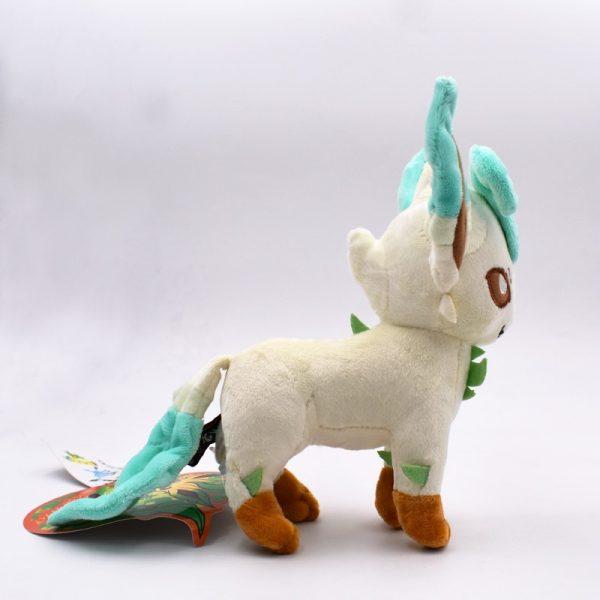 Eevee Leafeon Plush Stuffed Toys