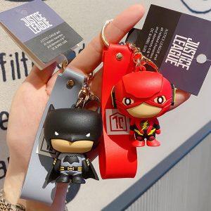 Justice League Key Chain