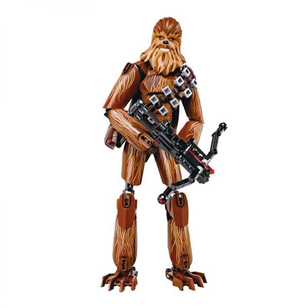 Star Wars Buildable Figure