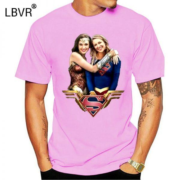Wonder Woman Printed Tshirt For Men