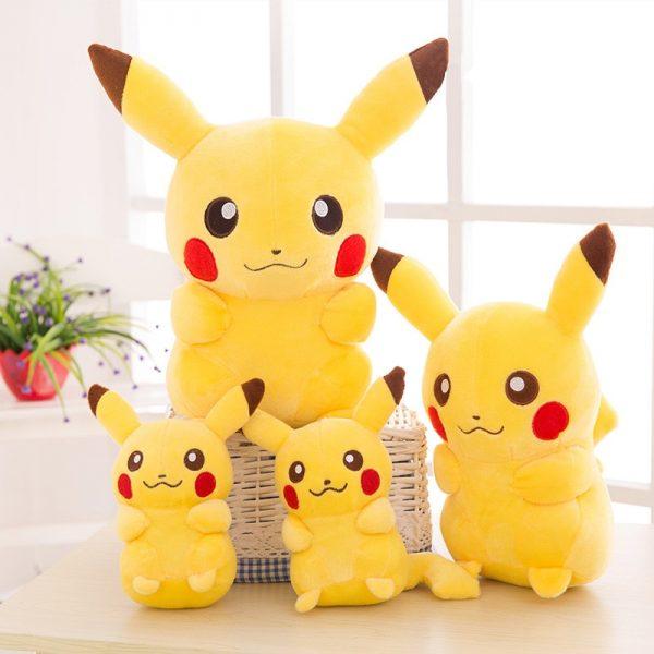 Pokemon Pikachu Stuffed Toys