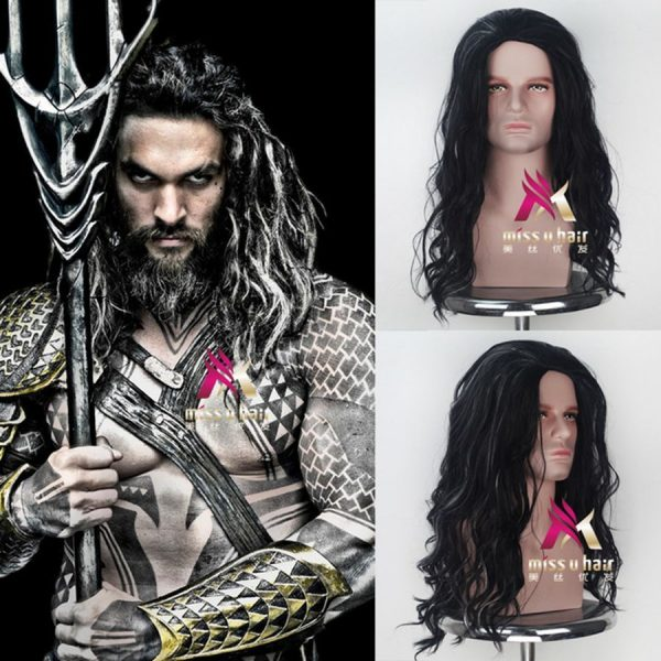 Aquaman Costume Justice League Superhero Cosplay