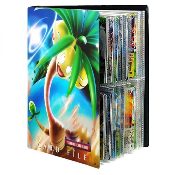 240pcs Cartoon Pokemons Cards Album Collections Toys Folder Binder