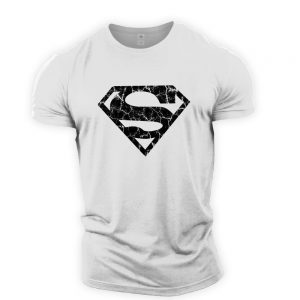 Superman Cracked T-Shirt