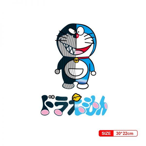 Evil Doraemon T-shirt