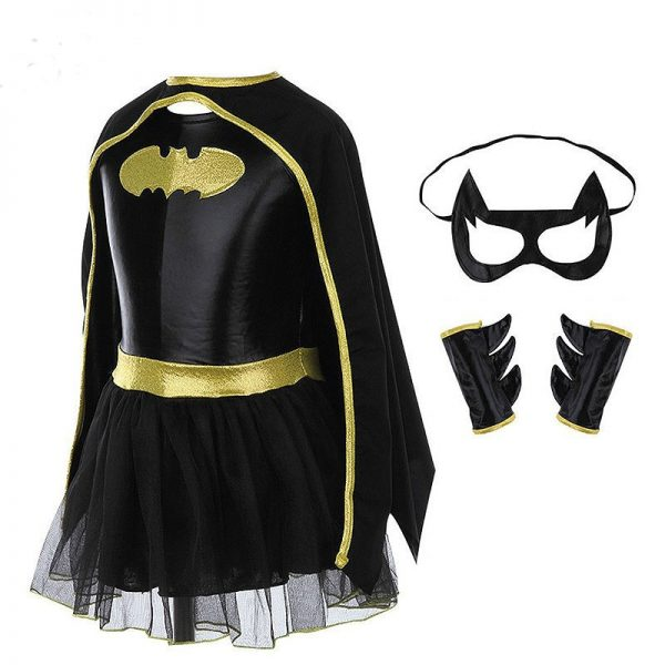 The Batman Costume For Girls Kids