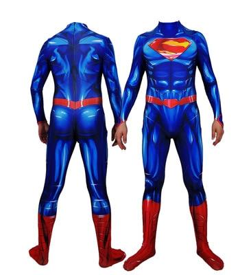 Superman Cosplay Costumes