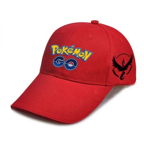 Pokemon Baseball Cap Pikachu Unisex Cartoon Printed
