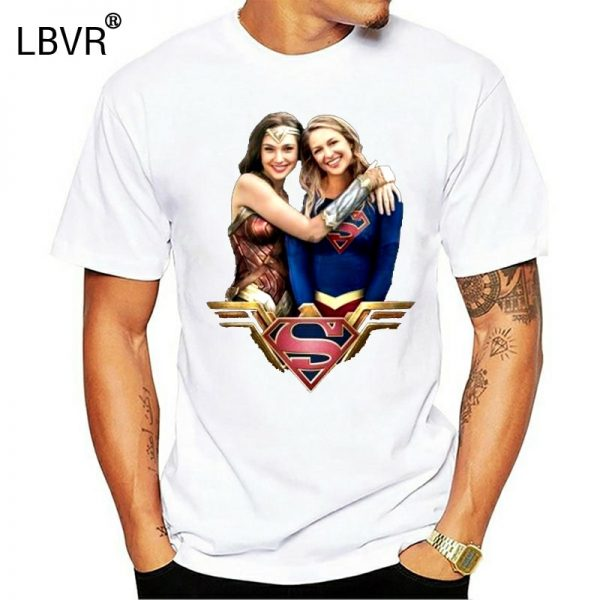 Wonder Woman Printed Tshirt For Men