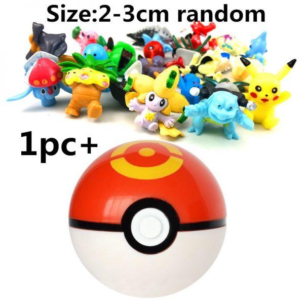 Pokemons Pokeballs