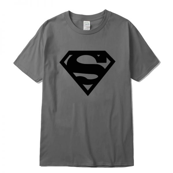 Superman Tops Tee T shirt